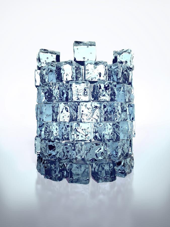 Torre del hielo imagenes de archivo