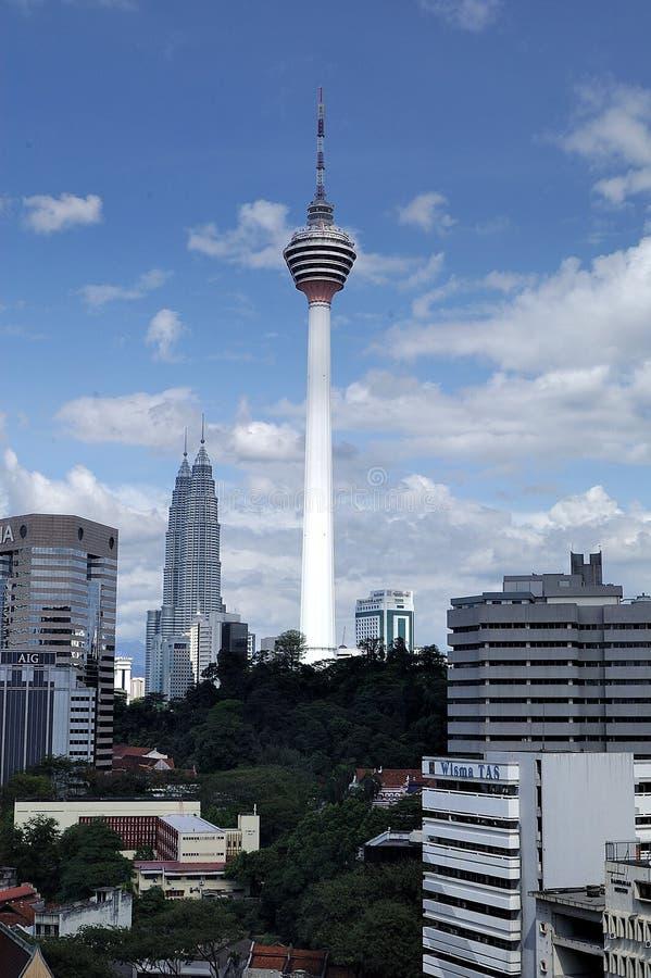 Torre del kilolitro foto de archivo