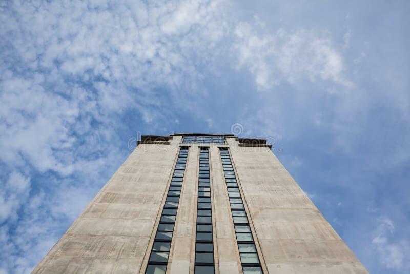 Torre del libro en Gante fotos de archivo