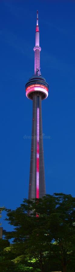 Torre del NC foto de archivo