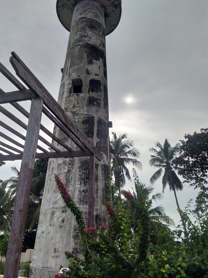torre del parola foto de archivo