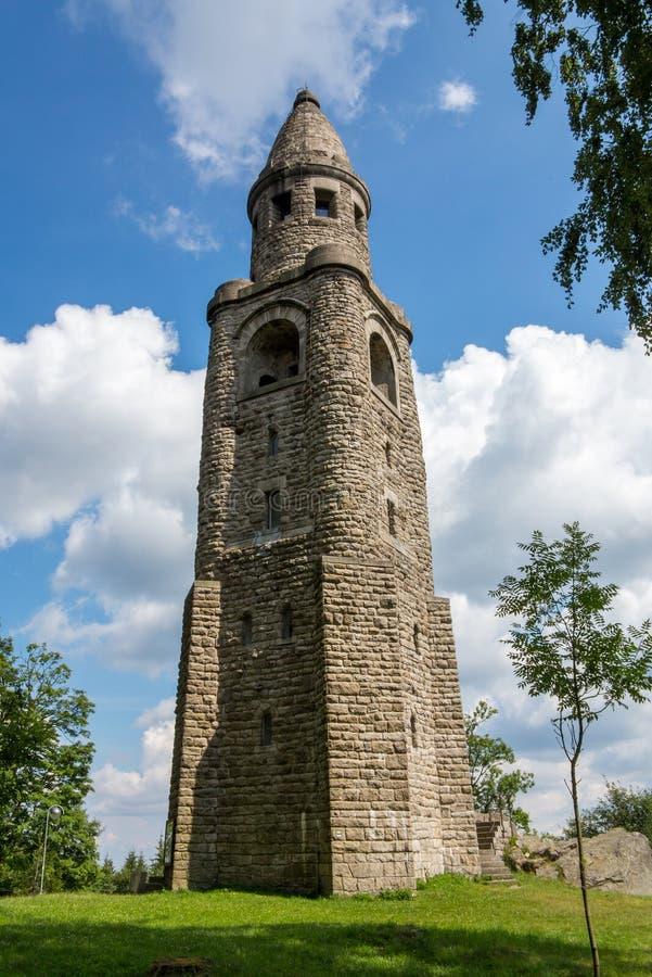 Torre del puesto de observación de Bismarck foto de archivo libre de regalías