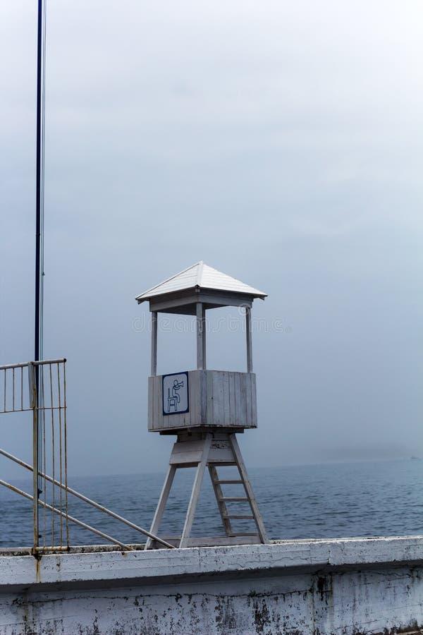 Torre del rescate imagen de archivo