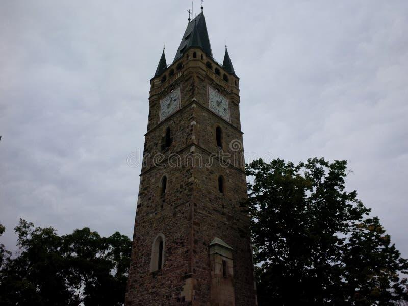 Torre del ` s di Stephen dalla giumenta di Baia immagini stock