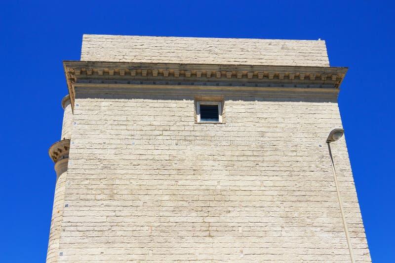 Torre Del Sagrario w Cadiz, Andalusia, Hiszpania obraz royalty free