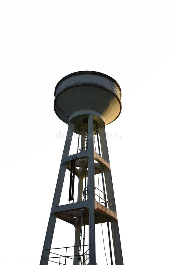 Torre del serbatoio di acqua fotografia stock libera da diritti