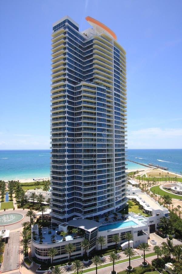Torre del sur de la serie continua imagen de archivo