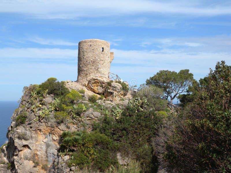 Torre del Verger stock foto's