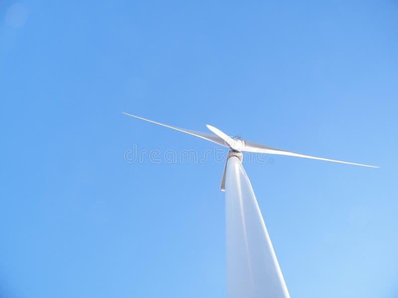 Torre del viento en el cielo fotografía de archivo libre de regalías