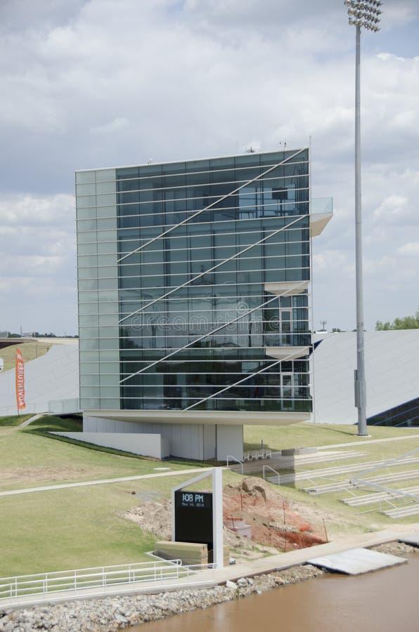 Torre dell'arrivo immagine stock libera da diritti