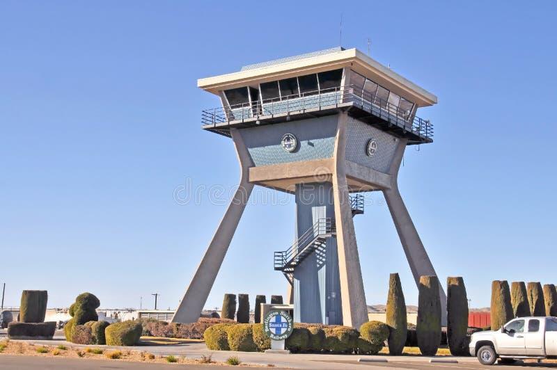 Torre dell'iarda di Barstow fotografie stock