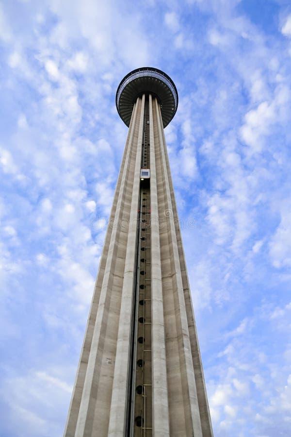 Torre delle Americhe, San Antonio, TX fotografie stock