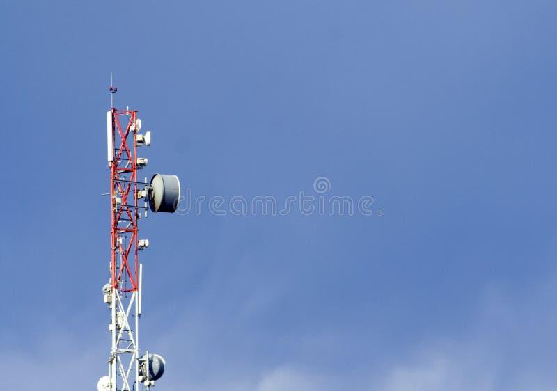 Torre delle cellule fotografia stock libera da diritti