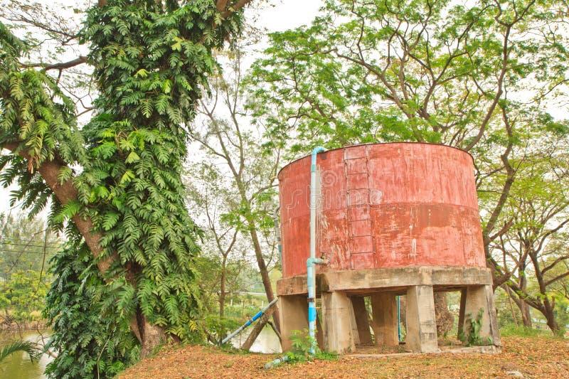 Torre di acqua fotografia stock libera da diritti