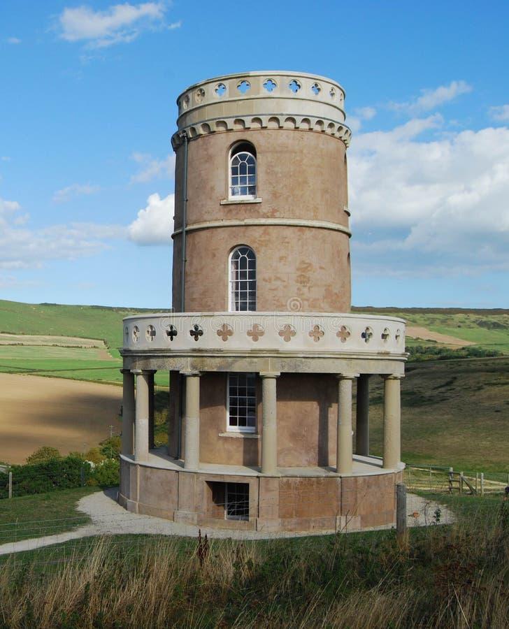 Torre di Clavell fotografia stock libera da diritti