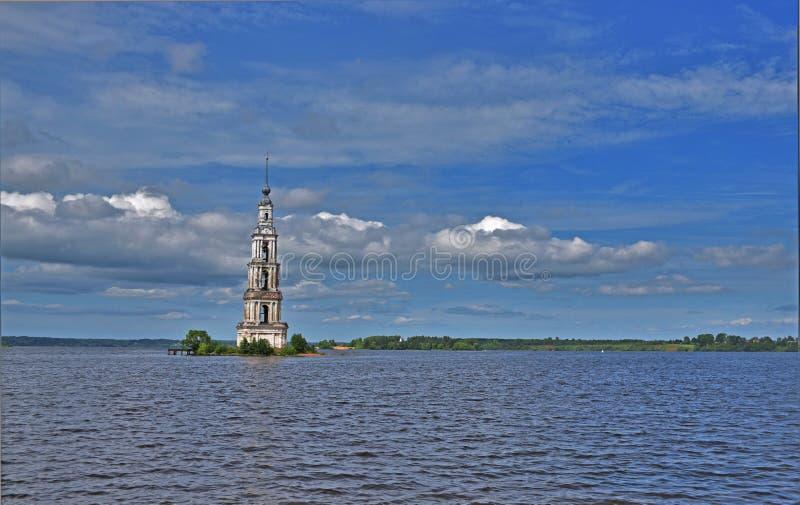 Torre di Coliazin fotografie stock libere da diritti