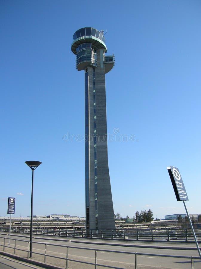 Torre di controllo di voli immagini stock libere da diritti