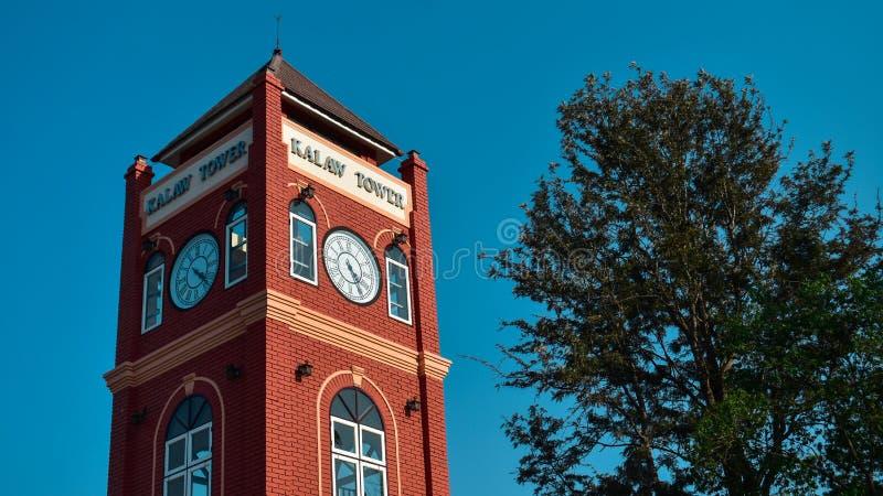 Torre di Kalaw immagine stock