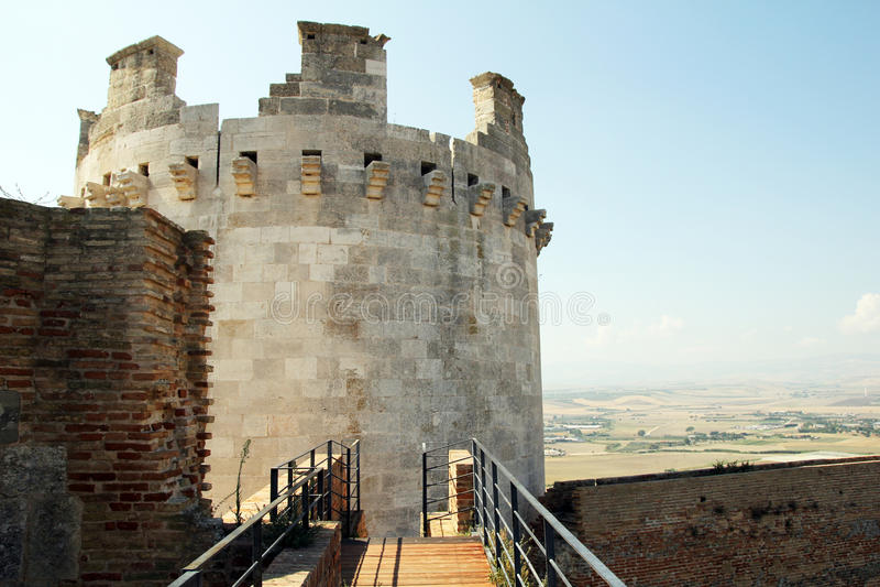Torre di Lucera immagine stock libera da diritti