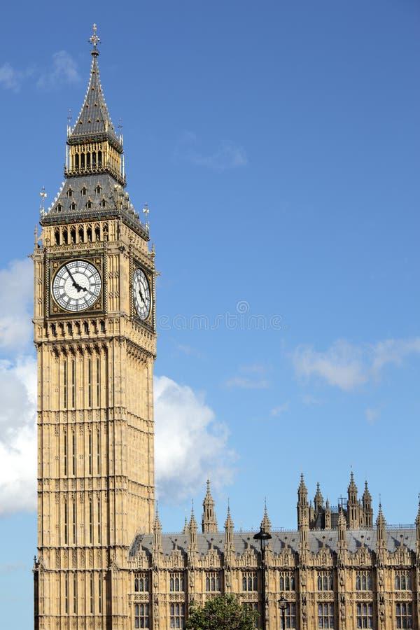 Torre di orologio di big ben londra camere del parlamento for Camere parlamento