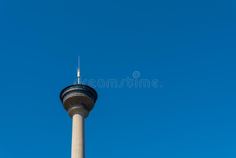 Torre di osservazione di Nasinneula, Tampere, Finlandia fotografie stock libere da diritti
