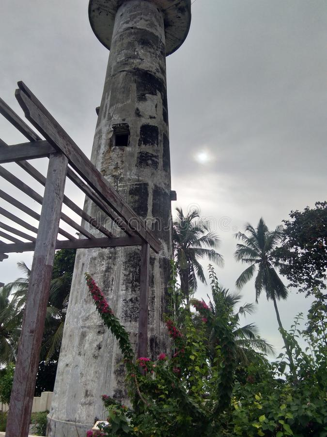 torre di parola fotografia stock