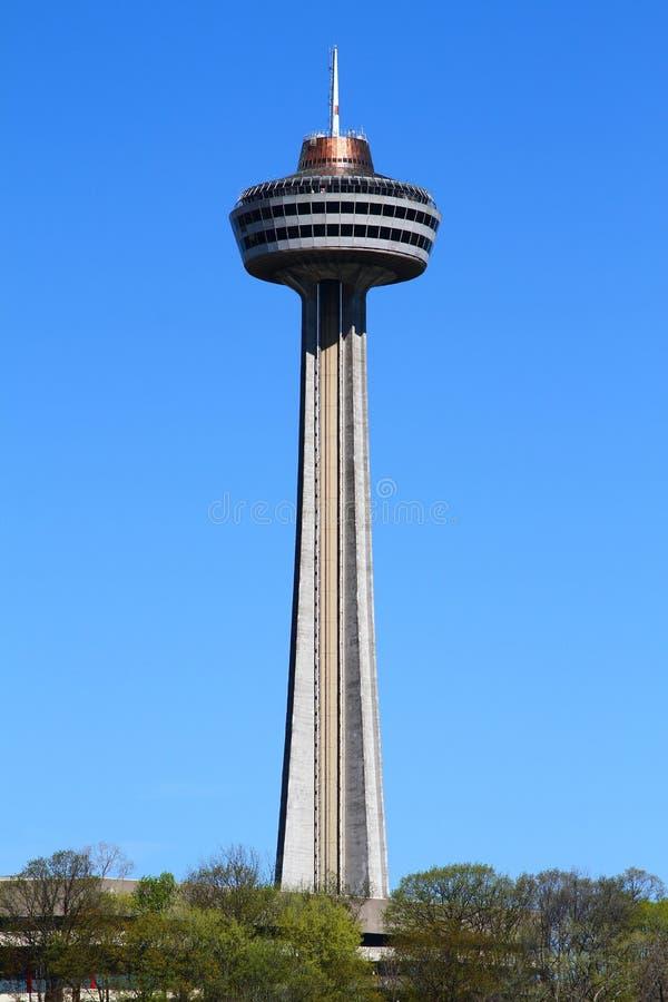 Torre di Skylon immagini stock libere da diritti