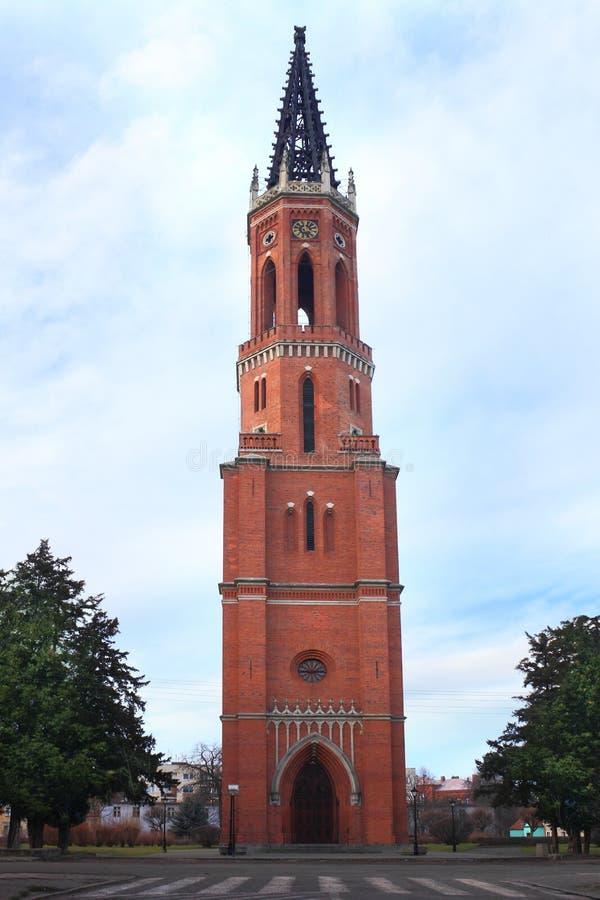 Torre di Zagan fotografie stock libere da diritti