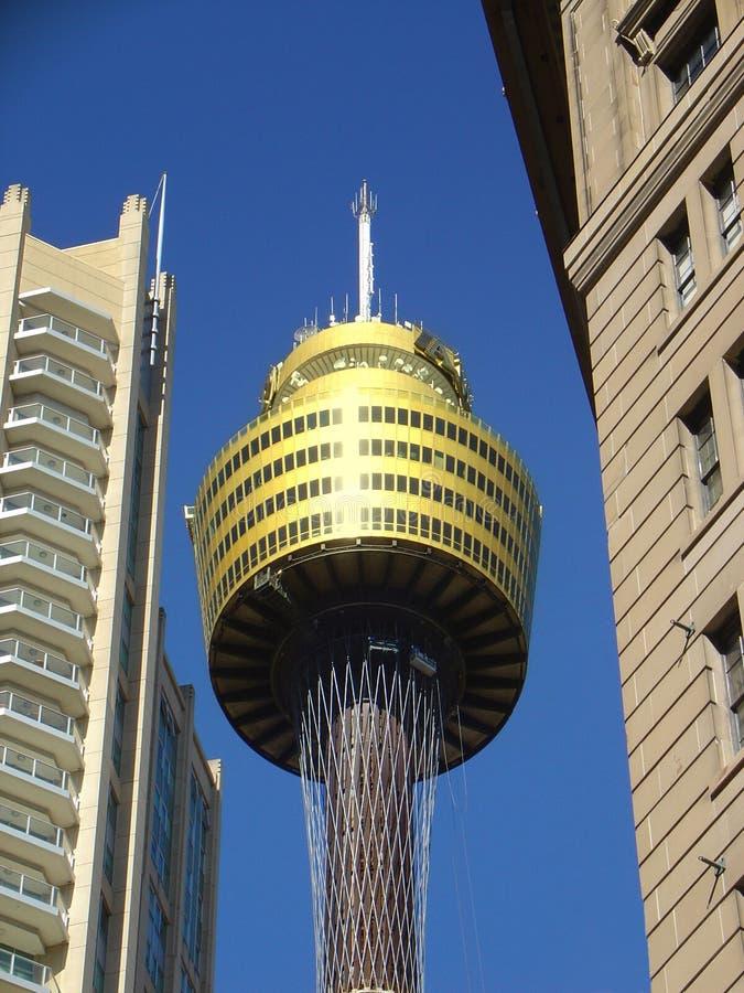 Torre do ampère/Centerpoint, NSW, Sydney fotos de stock royalty free