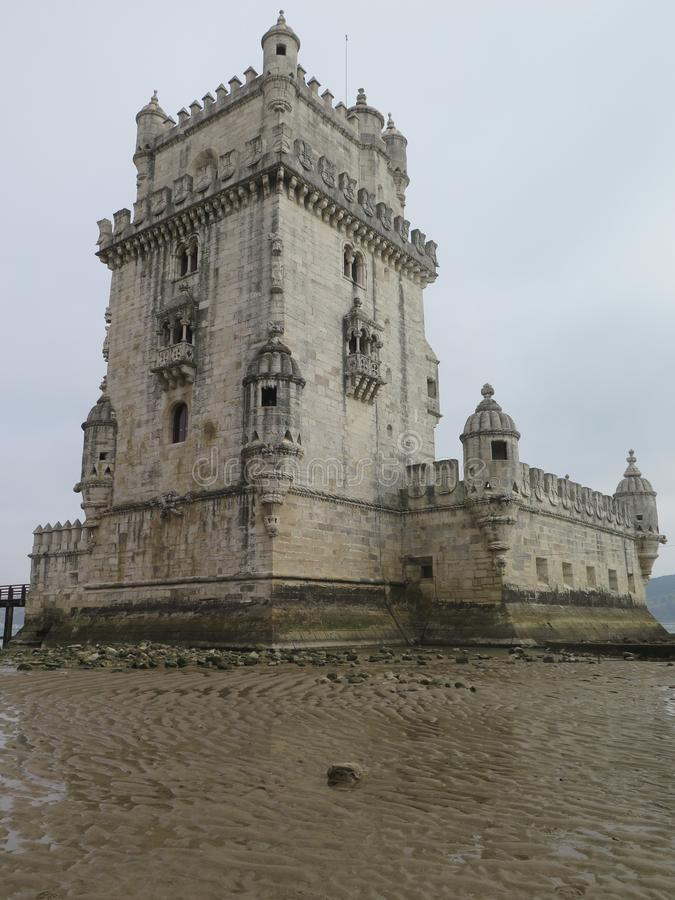 Torre do belém Lisboa foto de stock royalty free
