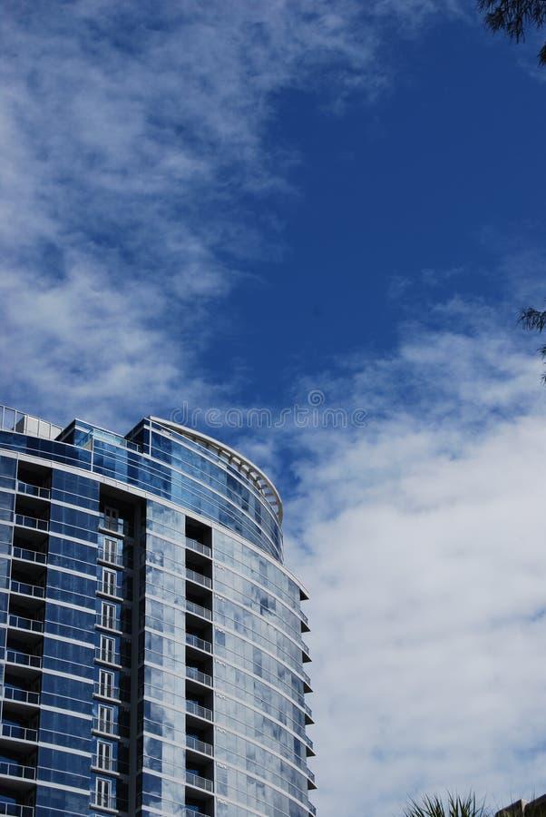 Torre do céu fotografia de stock royalty free