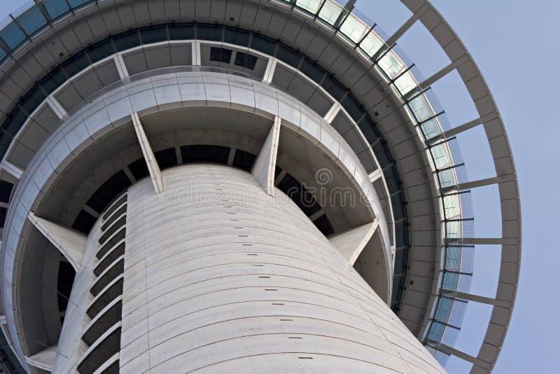 Torre do céu, Auckland imagem de stock royalty free