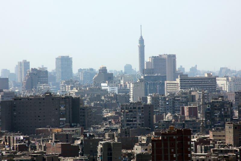 Torre do Cairo fotos de stock royalty free