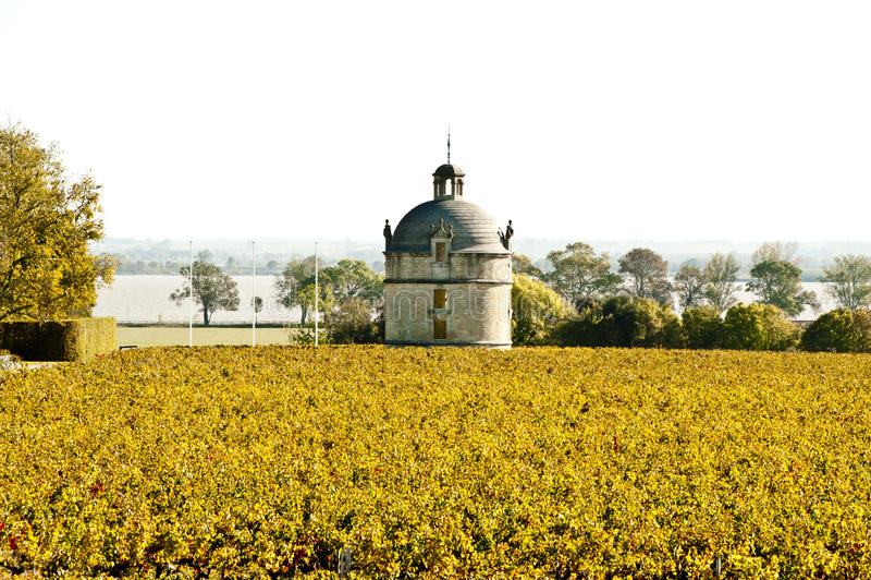 A torre do castelo Latour foto de stock royalty free