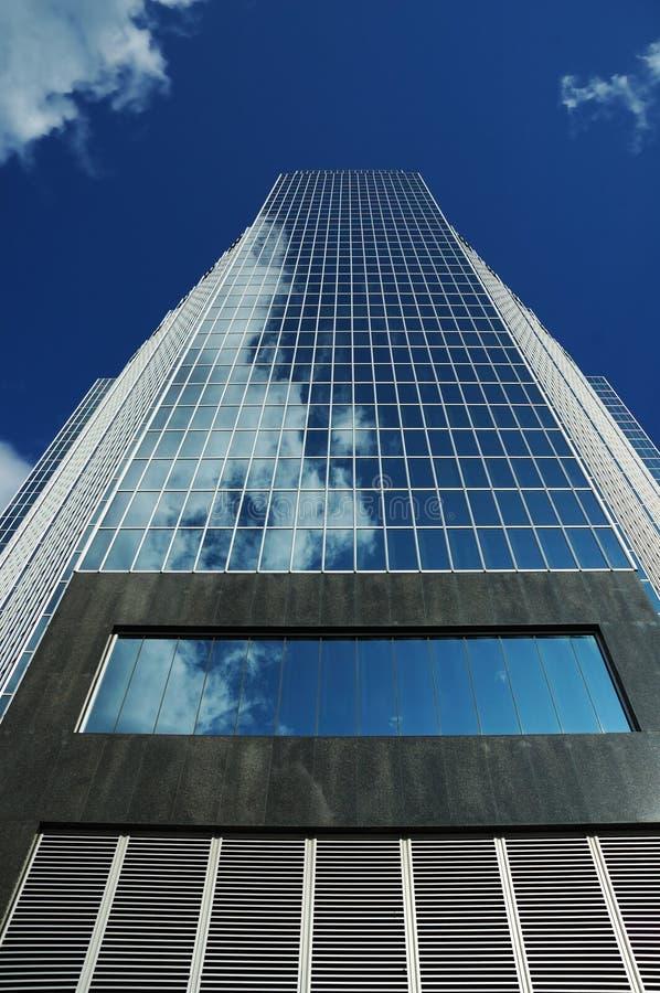 Torre do escritório fotos de stock