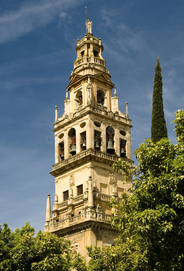 Torre do palácio do Mesquite imagem de stock royalty free