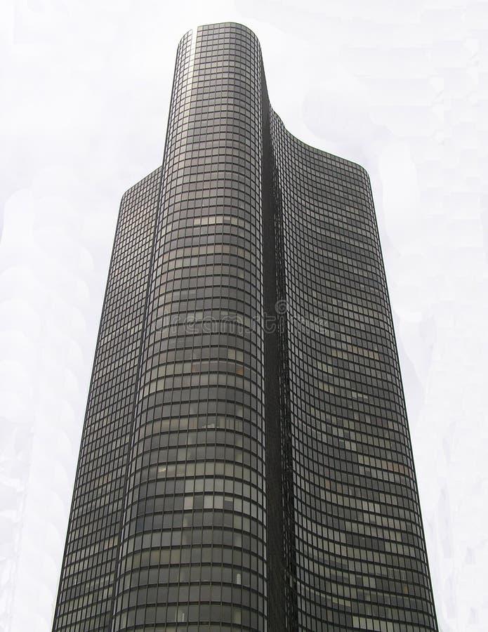 Torre do ponto do lago fotos de stock royalty free