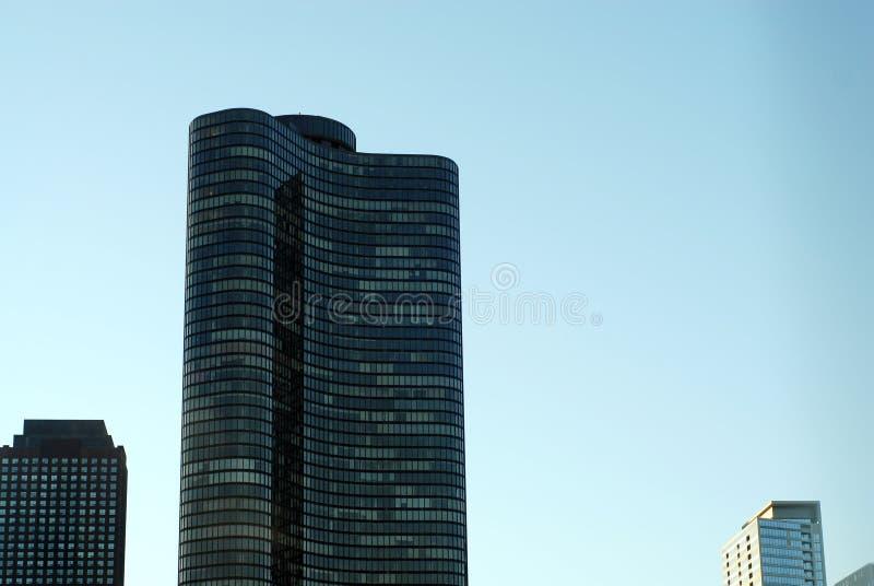 Torre do ponto do lago imagem de stock royalty free