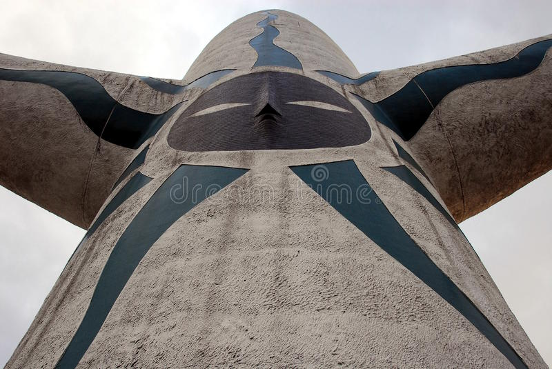 Torre do Sun imagens de stock