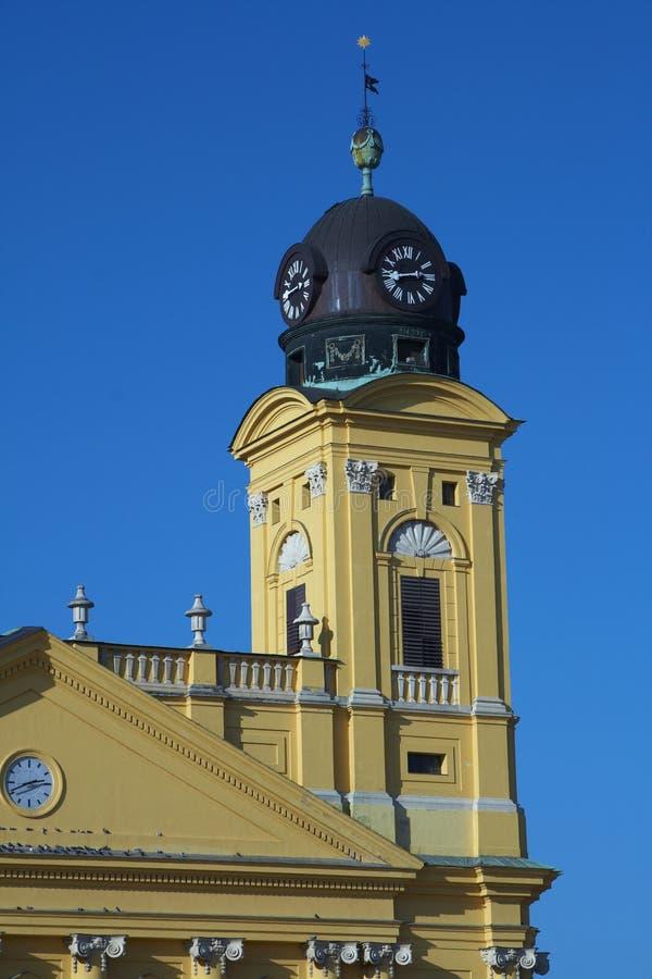 Torre do templo fotografia de stock royalty free