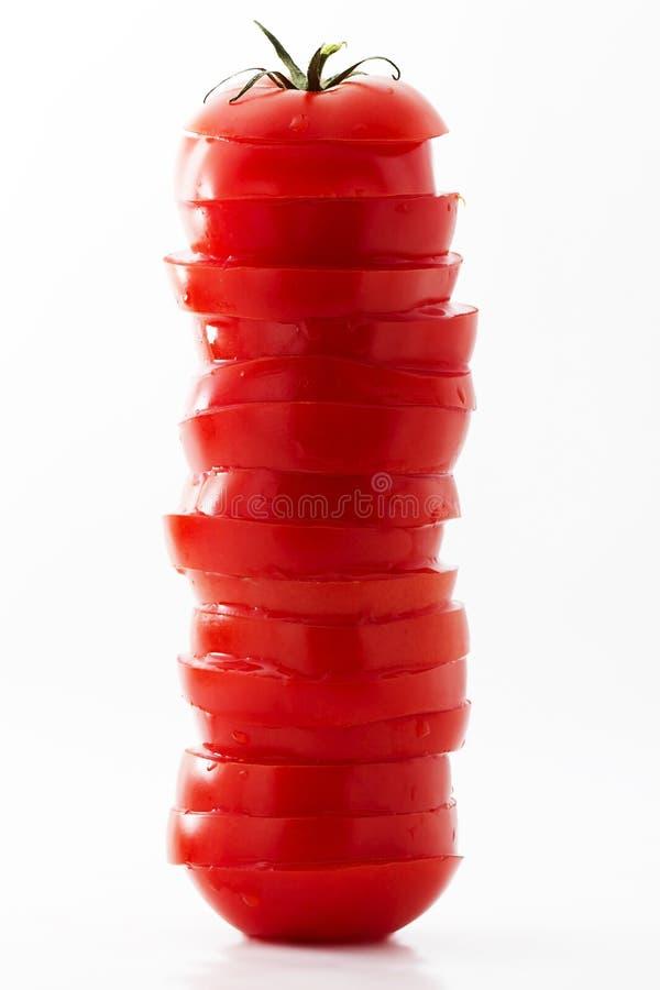 Torre do tomate foto de stock