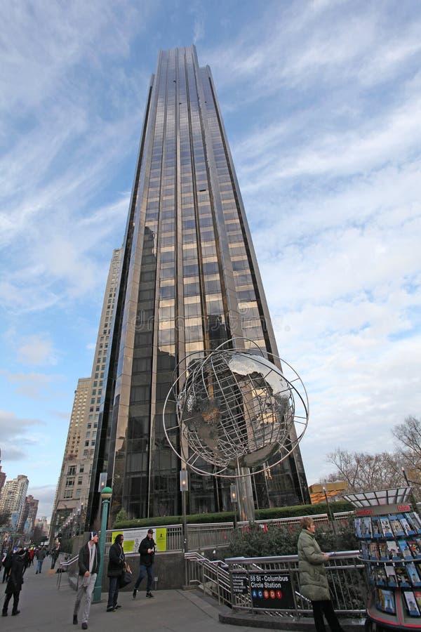 Download Torre do trunfo, NYC, EUA imagem editorial. Imagem de estados - 65576845