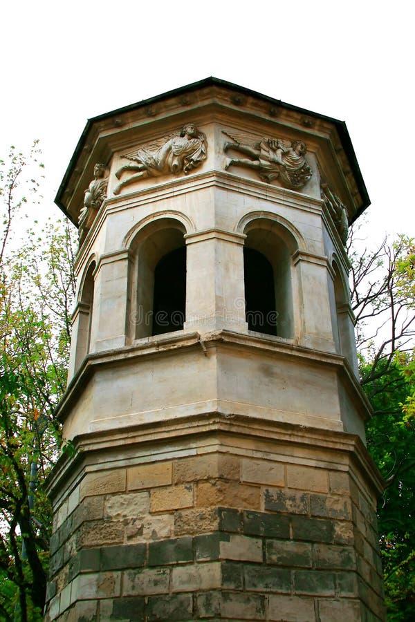Torre dos ventos imagens de stock