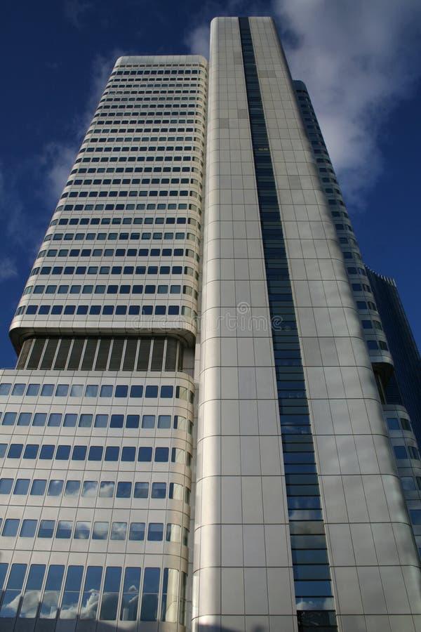 Torre Dresdner Bank imagen de archivo