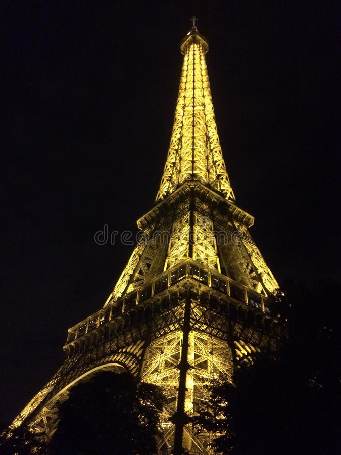 Torre Eifel стоковое фото