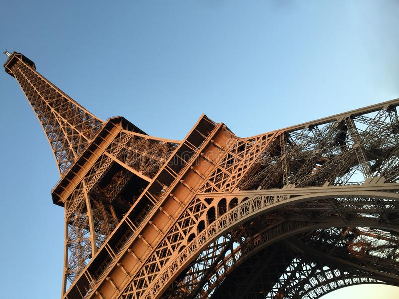 Torre Eiffel Ä°n París 1 fotos de archivo