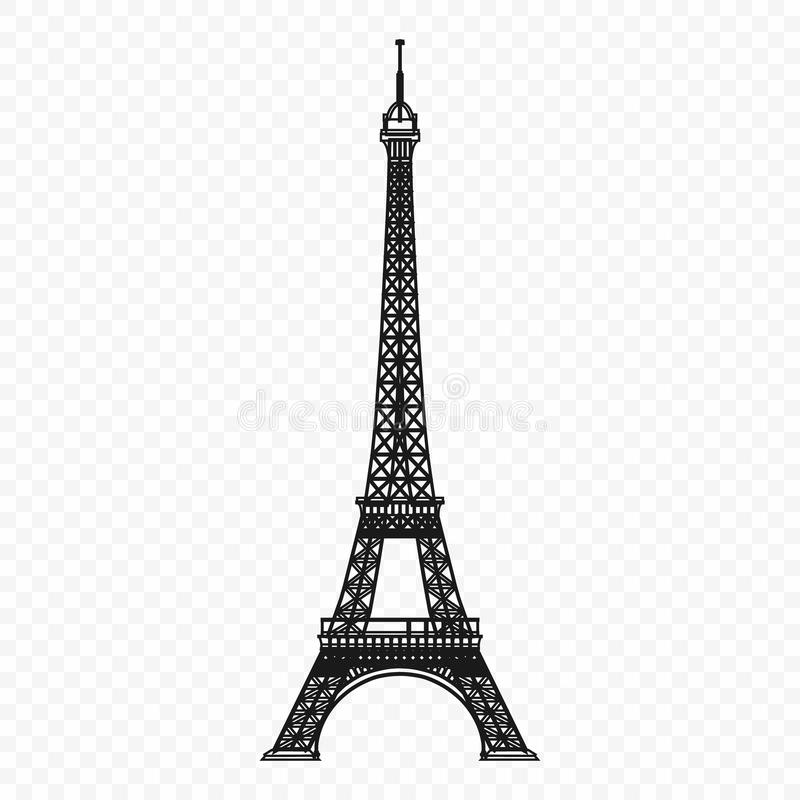 Torre Eiffel libre illustration