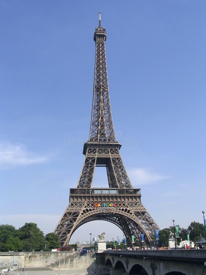 Download Torre Eiffel immagine stock. Immagine di annata, monumento - 201595