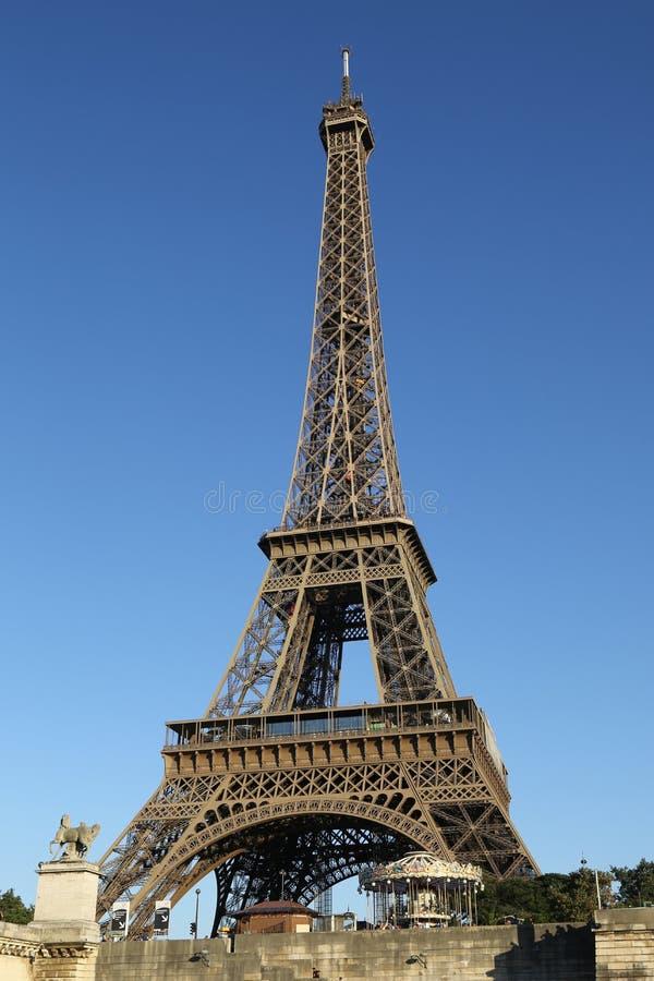 Torre Eiffel - 05 fotografia stock