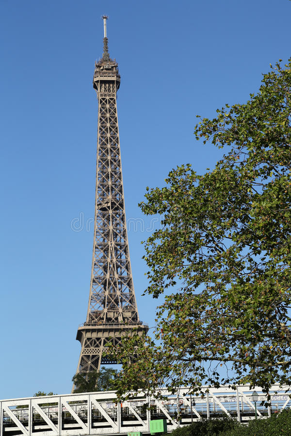 Torre Eiffel - 09 immagine stock